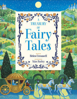 A Treasury of Fairy Tales by Helen Cresswell image