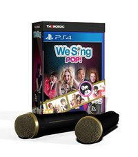 We Sing Pop Mic Bundle for PS4