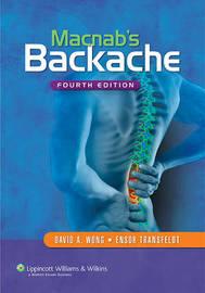 Macnab's Backache by David A. Wong image
