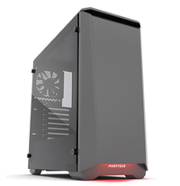 Phanteks Eclipse P400S Tempered Glass Mid Tower Case - Anthracite Grey Edition