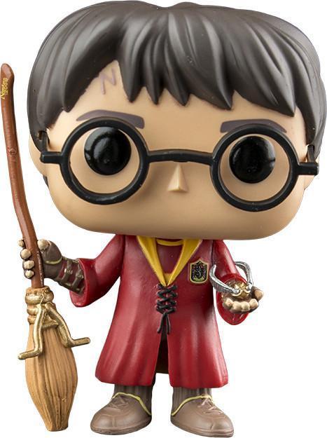 Harry Potter - Harry Quidditch Pop! Vinyl Figure