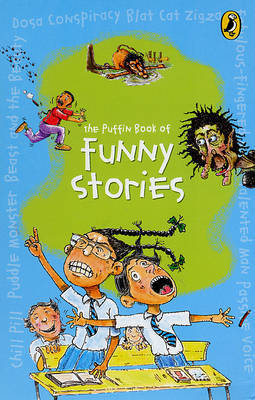 The Puffin Book of Funny Stories image