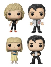 Grease - Pop Vinyl Bundle