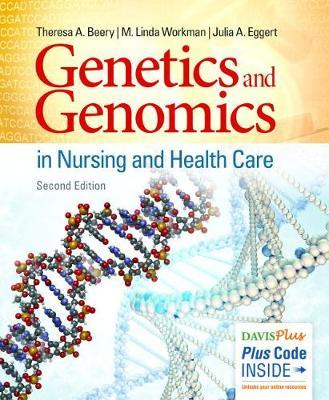 Genetics Genomics Nursing Health Care 2e by Theresa A Beery image