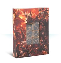 Warhammer 40,000 Chaos Space Marines Dice Set