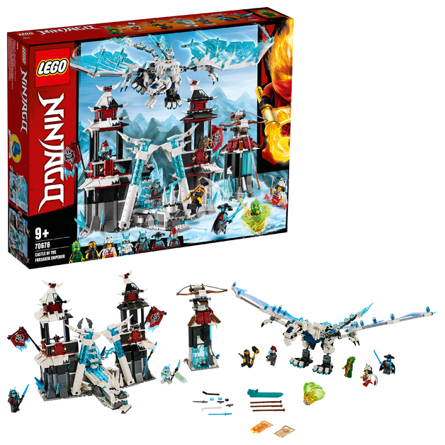LEGO Ninjago: Castle of the Forsaken Emperor - (70678)