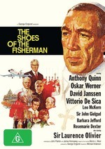 The Shoes Of The Fisherman on DVD