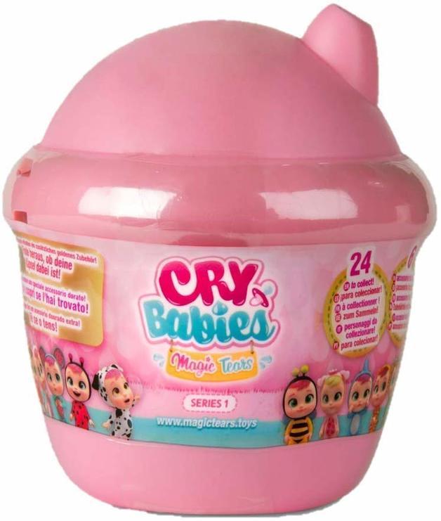 Cry Babies Magic Tears Mini Doll Bottle House [Blind Box]