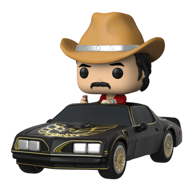 Smokey & the Bandit: Smokey & Trans Am - Pop! Ride Figure