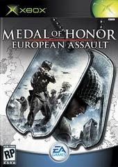 Medal of Honor: European Assault for Xbox image