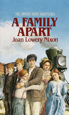 A Family Apart by Joan Lowery Nixon image