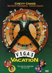 National Lampoon's Vegas Vacation on DVD
