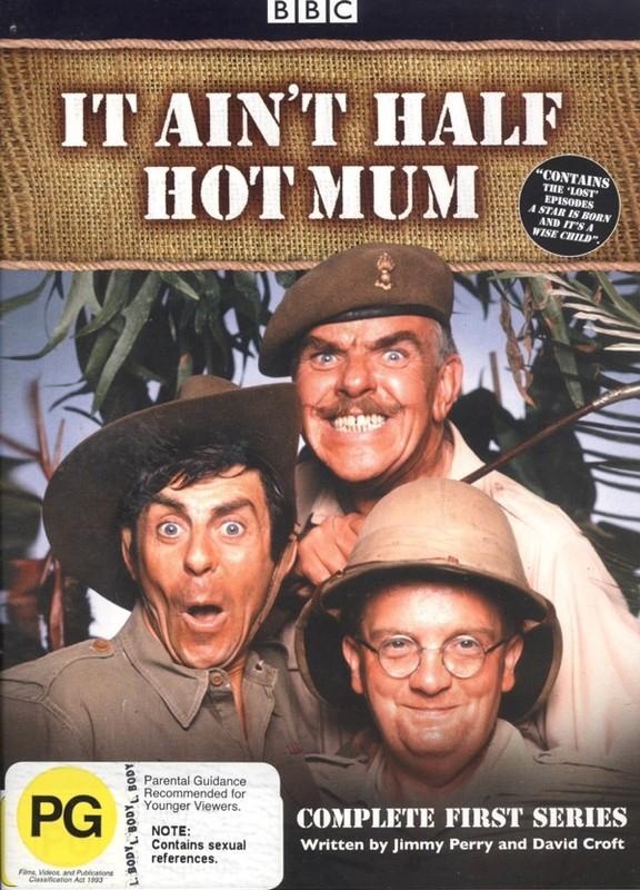 It Ain't Half Hot Mum - Complete Series 1 on DVD