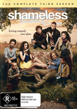 Shameless - The Complete Third Season DVD