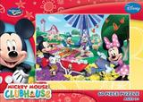 Mickey Clubhouse 60 Piece Jigsaw Puzzle - Great Day For Growing