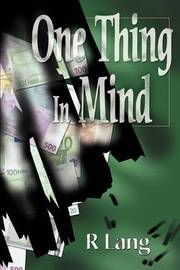 One Thing in Mind by R. Lang image