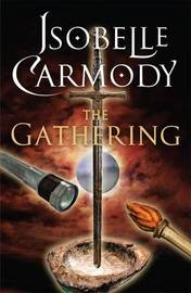 The Gathering, by Isobelle Carmody image