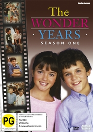 The Wonder Years (Season 1) on DVD