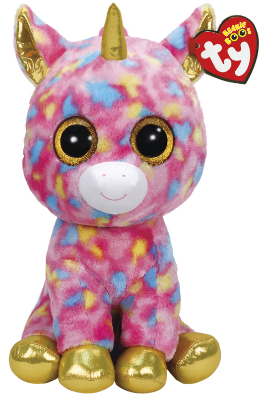 Ty Beanie Boo s - Fantasia Unicorn  42b1d6b3ad7