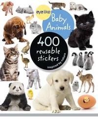 Playbac Sticker Book: Baby Animals by Eyelike