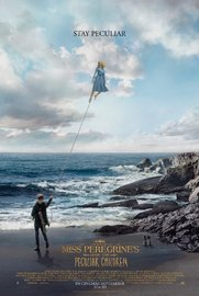 Miss Peregrine's Home For Peculiars Children DVD