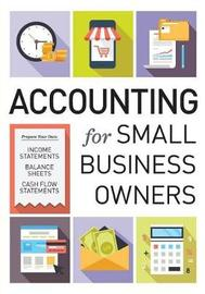 Accounting for Small Business Owners by Tycho Press image