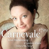 Carnevale 1729 by Anne Hollenberg