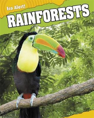 Eco Alert: Rainforests by Rebecca Hunter image