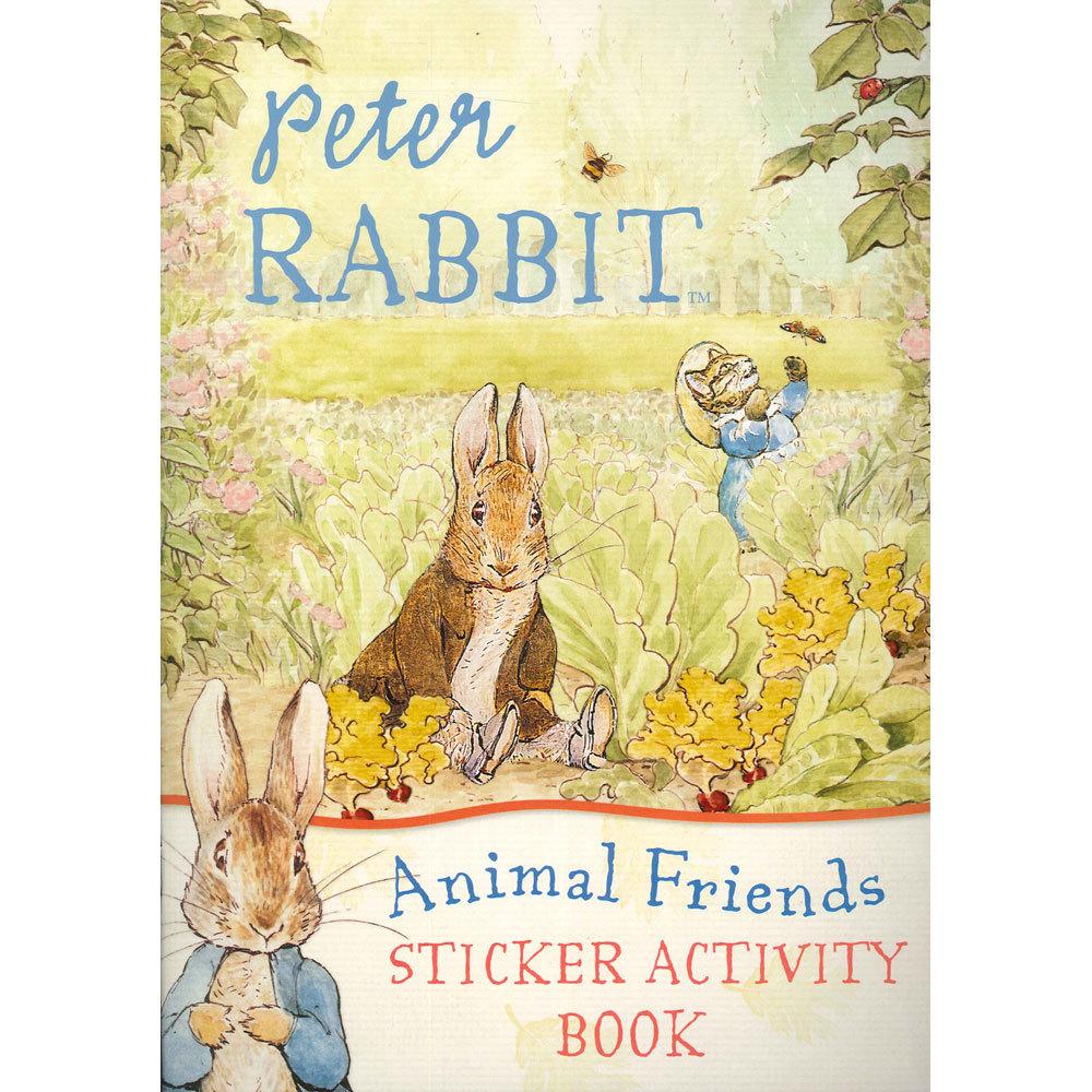 Peter Rabbit: Sticker Activity Book image