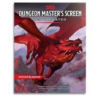 D&D: Dungeon Masters Screen ~ REINCARNATED