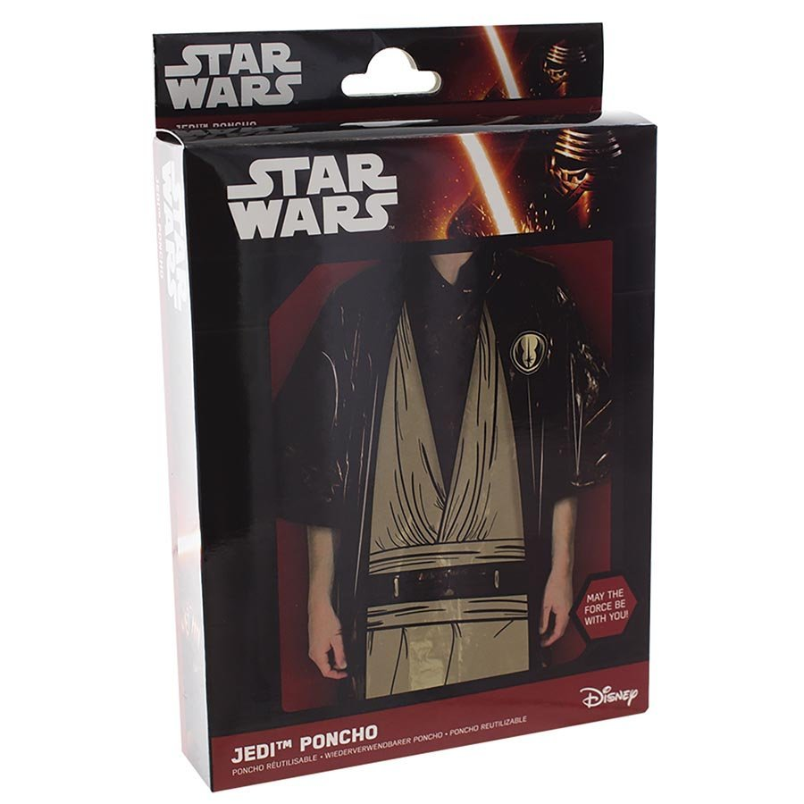 Paladone Star Wars Poncho - Jedi image
