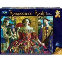 Holdson: 1000 Piece Puzzle - Renaissance Realm (Love Triangle)