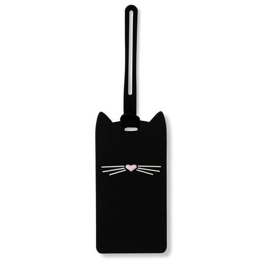 Kate Spade Luggage Tag - Cat