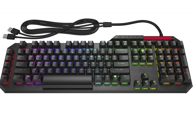 cdf45e2f743 OMEN Sequencer Mechanical Gaming Keyboard | PC | On Sale Now | at Mighty  Ape NZ