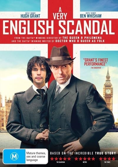 A Very English Scandal: Season 1 on DVD image