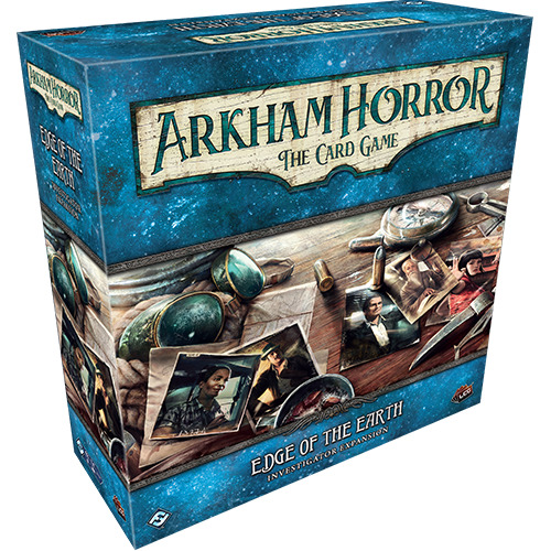 Arkham Horror The Card Game - Edge of the Earth Investigator Expansion