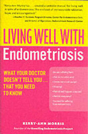 Living Well with Endometriosis by Kerry-Ann Morris image