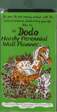 Dodo Perennial Wall Planner (wipe clean) by Naomi McBride