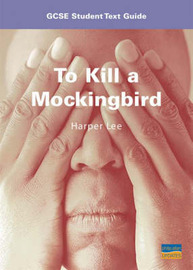 """To Kill a Mockingbird"": GCSE student text guide by Susan Elkin image"