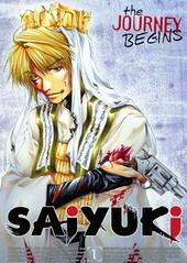 Saiyuki - Vol 01: The Journey Begins on DVD