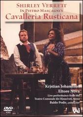 Mascagni - Cavalleria Rusticana on DVD