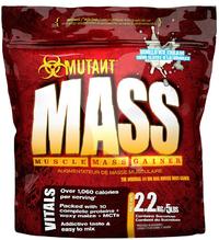 Mutant Mass - Vanilla Ice Cream (2.2kg/5lbs)