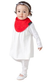 Mum 2 Mum Bandana Wonder Bib - Red
