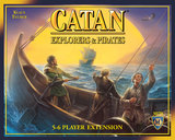 Catan - Explorers & Pirates 5-6 Player Extension
