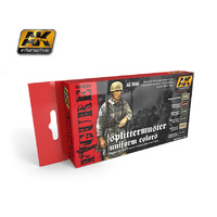 AK Splittermuster Uniform Colours Paint Set