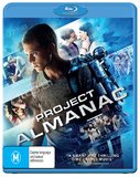 Project Almanac on Blu-ray