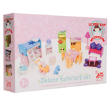 Le Toy Van: Deluxe Starter Furniture Set