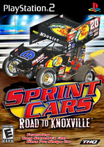 Sprint Cars: Road to Knoxville for PlayStation 2