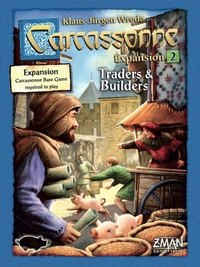 Carcassonne: Traders and Builders - 2nd Edition