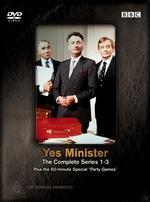 Yes Minister - The Complete Series 1-3 Box Set on DVD